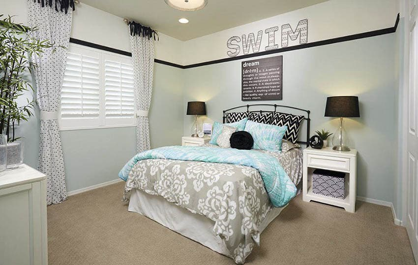 Cheap Ways to Decorate a Teenage Girl's Bedroom - Designing Id