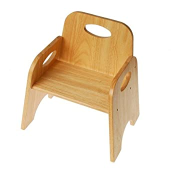 Amazon.com: Constructive Playthings Classic Toddler Wooden Chair .