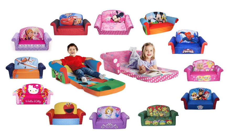 Toddler Pull Out Couch Your Little One WIll Lo