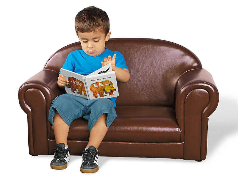Just Like Home Toddler Comfy Couch at Lakeshore Learni