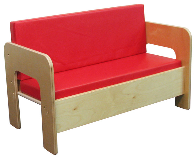 Toddler Sofa - Transitional - Kids Sofas - by Wood Desig