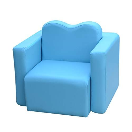 Lightweight Design Kids Sofa 2-in-1 Multi-Functional Children .