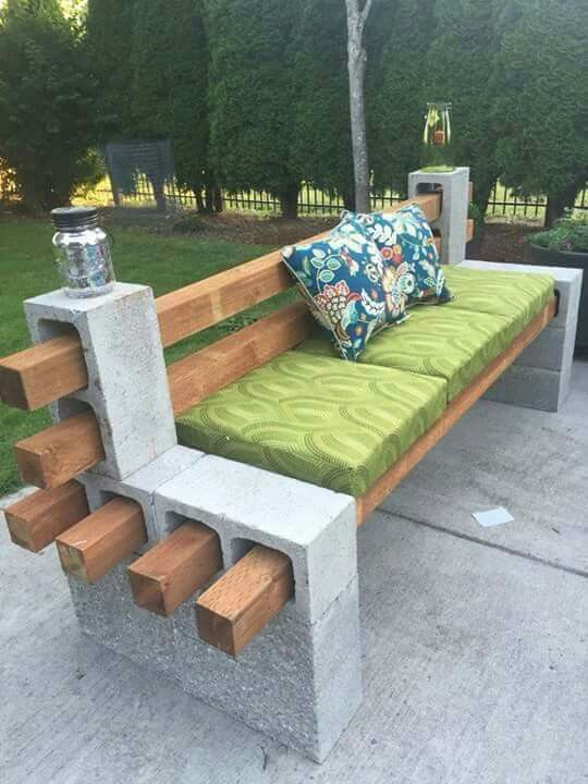 13 DIY Patio Furniture Ideas that Are Simple and Cheap | Diy patio .