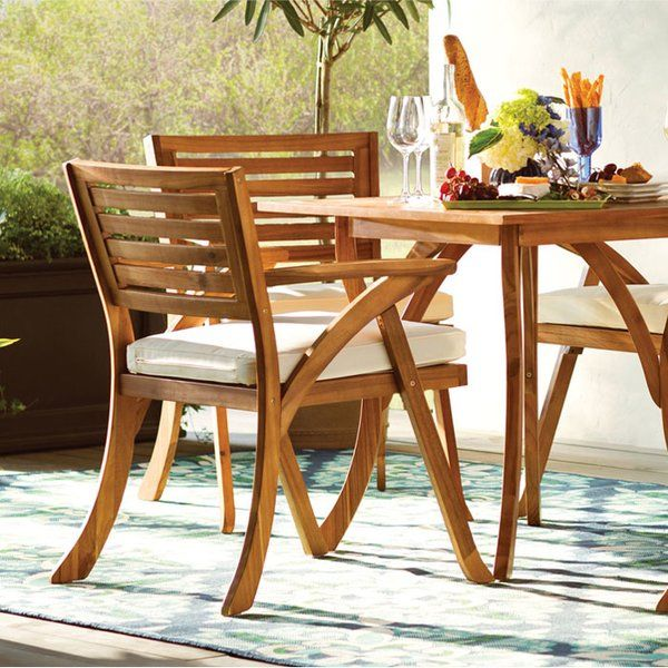 You can make a Great Comfort in Wood Outdoor Furniture for your .