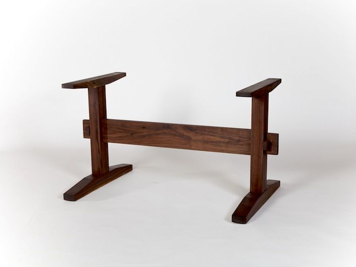 trestle table base | The most popular style of table base is a .