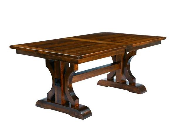 Barstow Dining Table from DutchCrafters Amish Furnitu