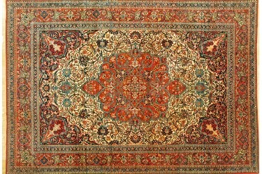 Why are oriental rugs sometimes called Persian or Turkish rugs .