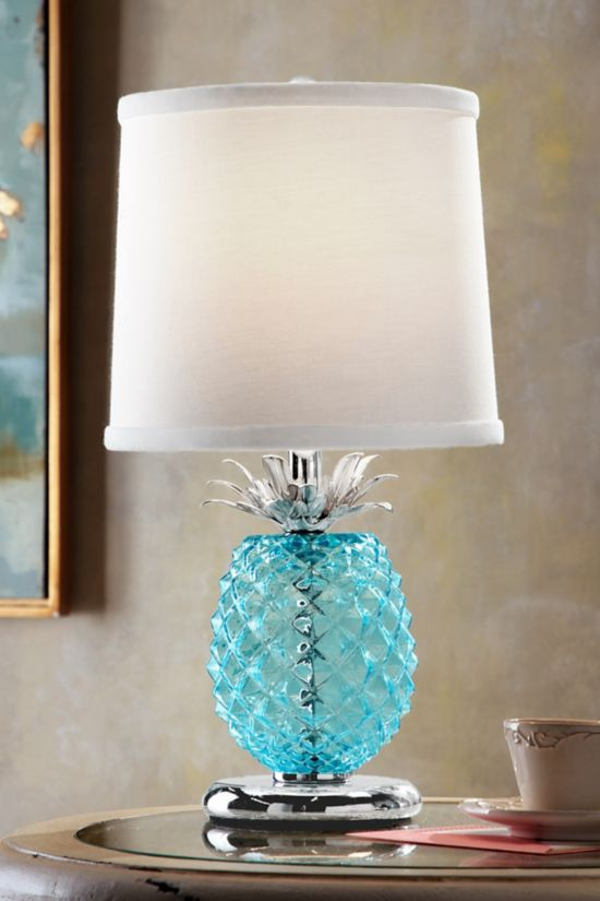 Pineapple Table Lamp   Everything Turquoi