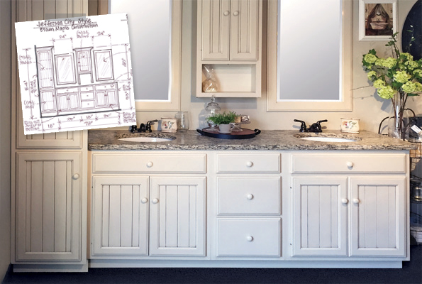 Vanity Cabinets   Kitchen Cabinets   Dining Room Cabine