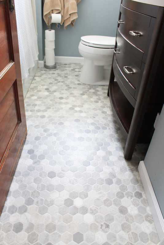 How to Install Sheet Vinyl Floor » Decor Adventur