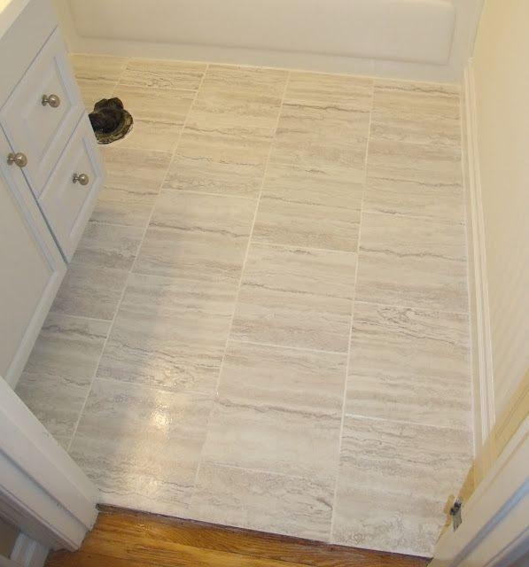 How to Install Peel and Stick Vinyl Tiles (That You Can Grout .