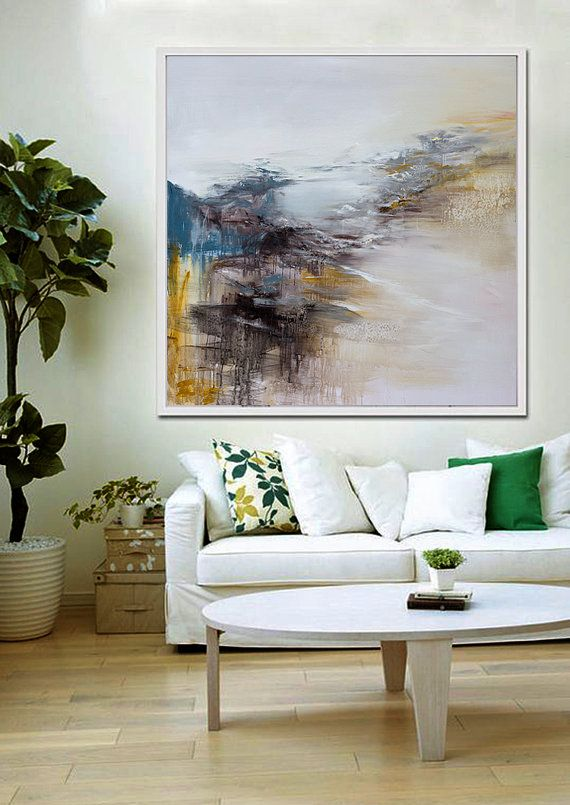 Large wall art, Abstract Painting, Contemporary Art, Abstract art .