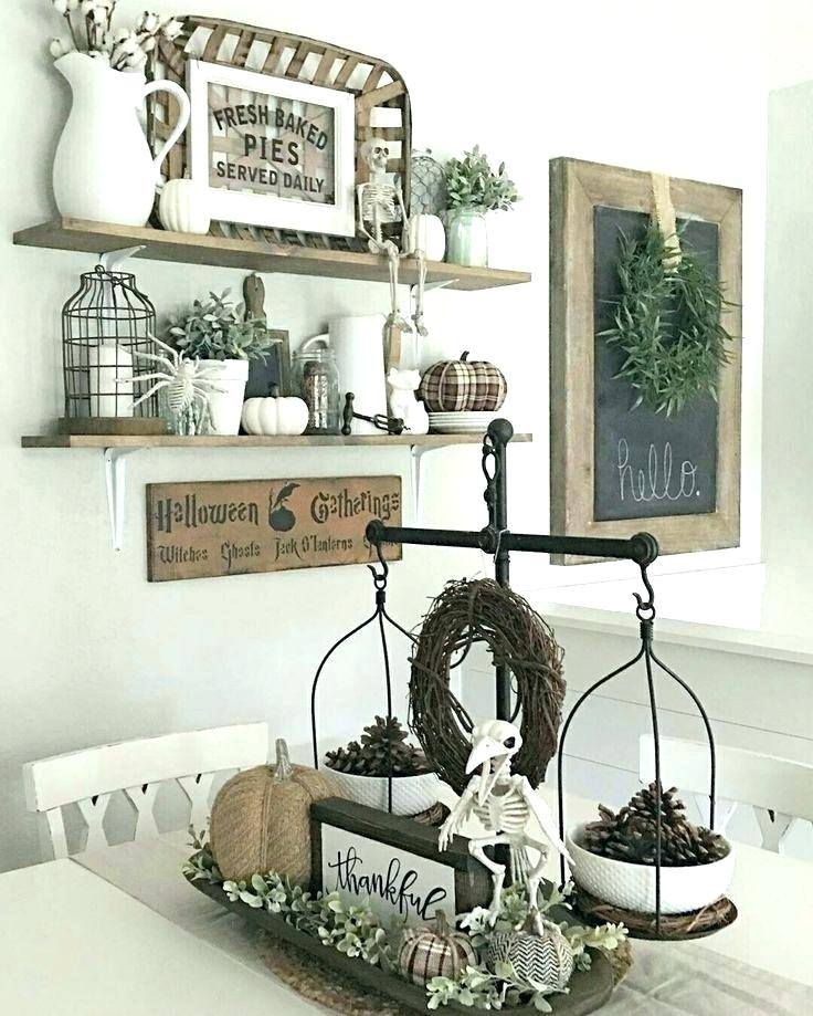 Awesome farmhouse kitchen wall decor 60 for your small home .