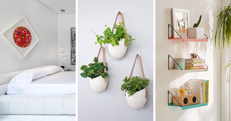 8 Bedroom Wall Decor Ideas To Liven Up Your Boring Wal