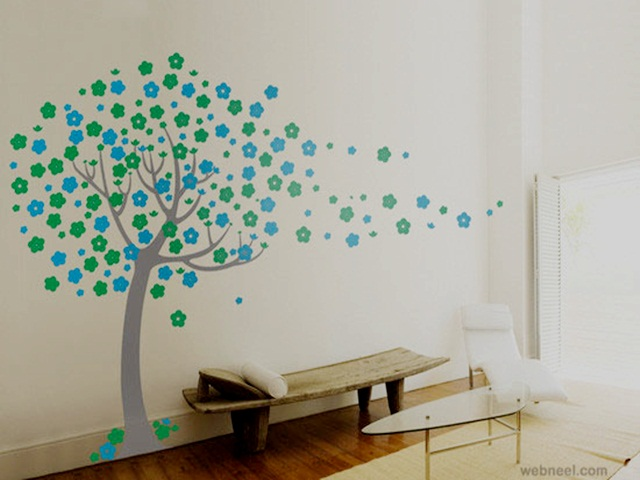 40 Easy DIY Wall Painting Ideas For Complete Luxurious Fe