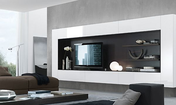 33 Modern Wall Units Decoration from Jes