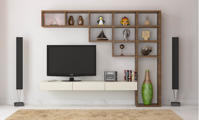 7 Cool Contemporary TV Wall Unit Designs For Your Living Room .