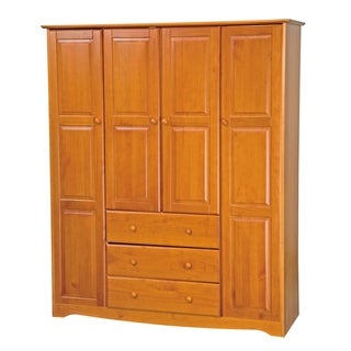 Buy Armoires & Wardrobe Closets Online at Overstock | Our Best .