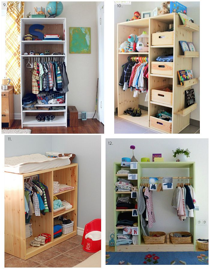 Montessori Wardrobe and Closet Ideas and Inspirations at How we .