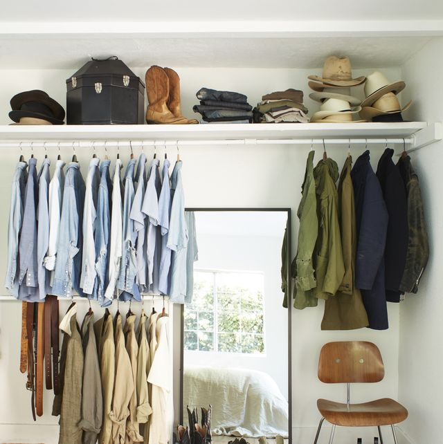 30 Best Closet Organization Ideas - How to Organize Your Clos