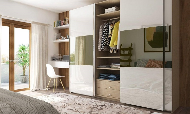 What makes Sliding Door Wardrobes more efficient than Hinge Door .