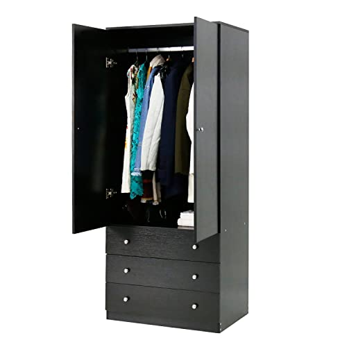 Wardrobes with Drawers: Amazon.c
