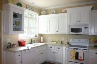 Best Kitchen Cabinet Color For White Appliances - Sarkem.net .