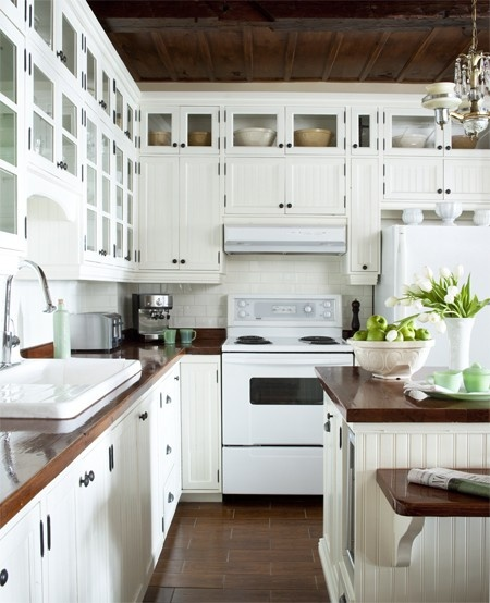 Ask Maria: Would you Put White Appliances in a White Kitchen .