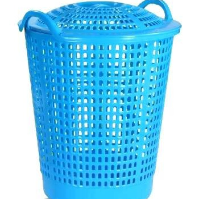 Light Weighted Wickery Laundry Basket Goodworksfurniture, Laundry .