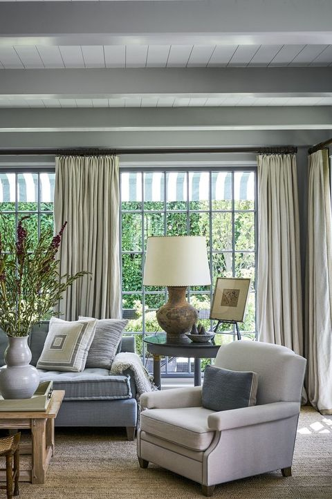 50 Inspiring Curtain Ideas - Window Drapes for Living Roo