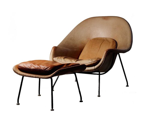Womb Chair by Eero Saarinen for Knoll, 1956 for sale at Pamo
