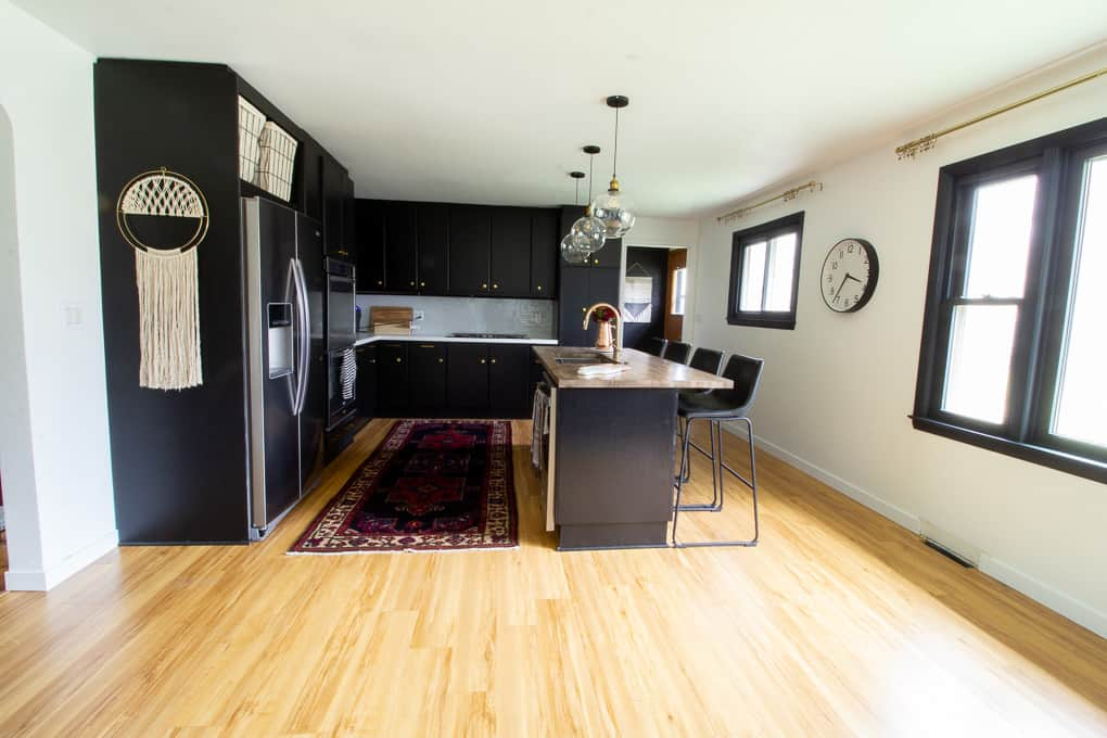 Why we LOVE to Install Laminate Flooring - Bright Green Do