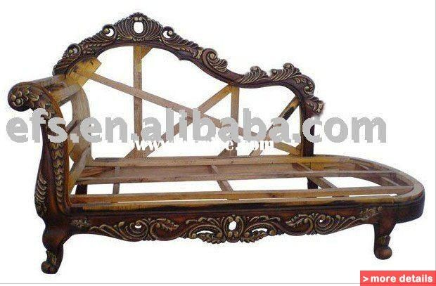 Antique Wooden Sofa | show wood, sofa frame,wooden sofa frame .