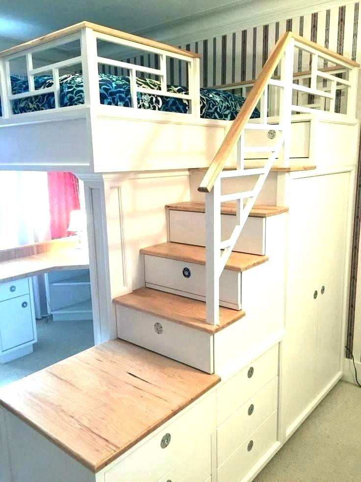 bunk beds with stairs and drawers – suncentralinc.c