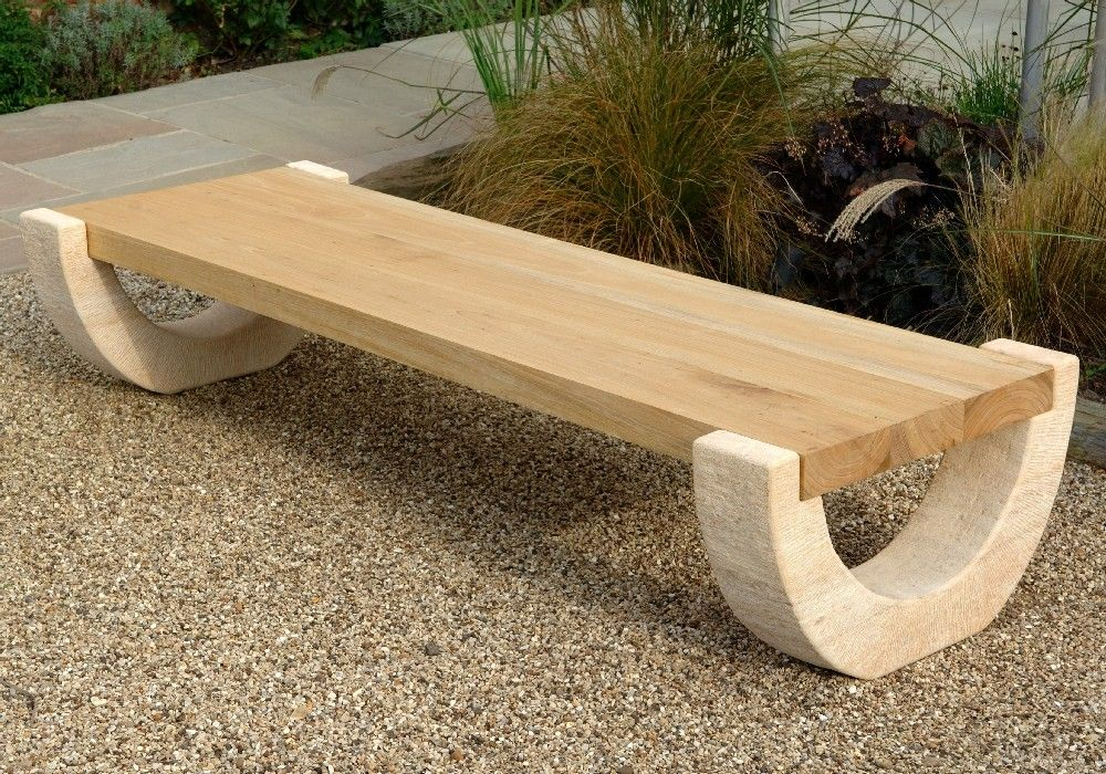 stone benches for garden   while also paying tribute to wood bench .