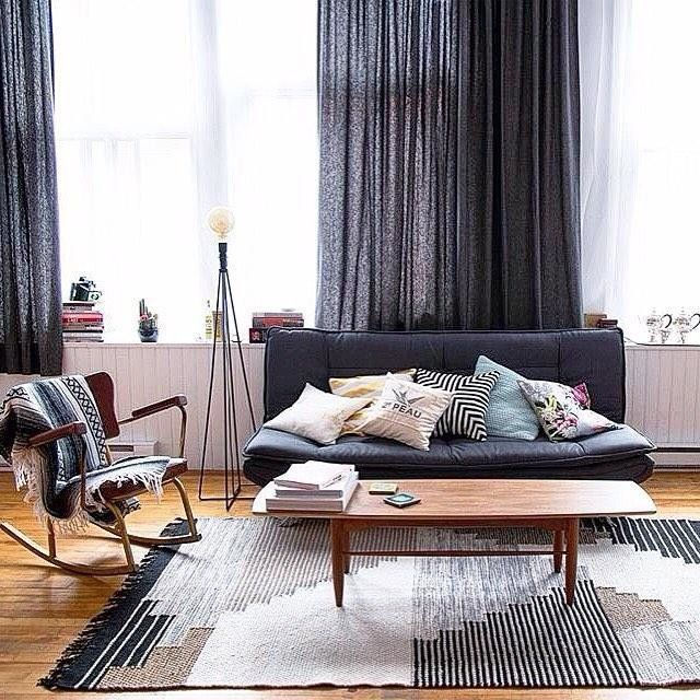 Colca Wool Rug | Apartment decorating for couples, Living room .