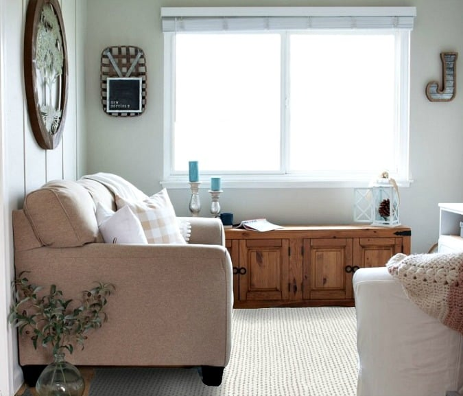 Neutral Rug Ideas for Small Spaces - my wee abo