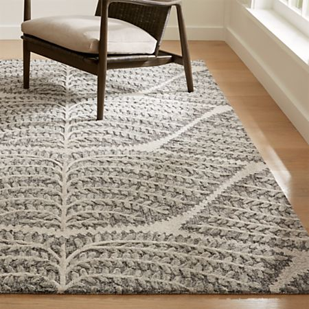 Eden Hand Tufted Wool Rug | Crate and Barr