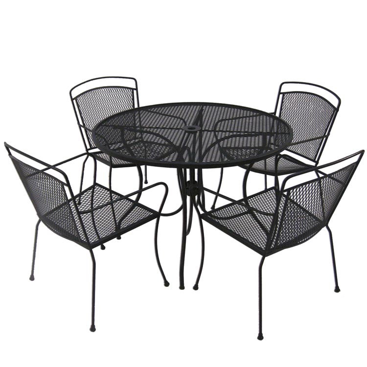 Wrought Iron Furniture Patio Spectacular Chairs Af In Nice Home .