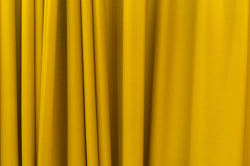 Yellow Curtains